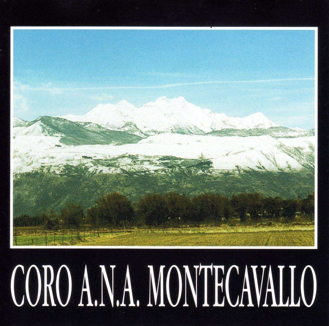 CD1 Coro ANA Montecavallo